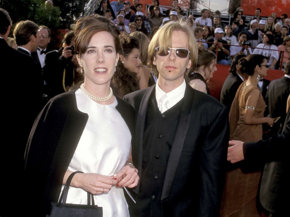 PHOTO: Kate Spade and David Spade attend The 69th Annual Academy Awards in Los Angeles, March 24, 1997.