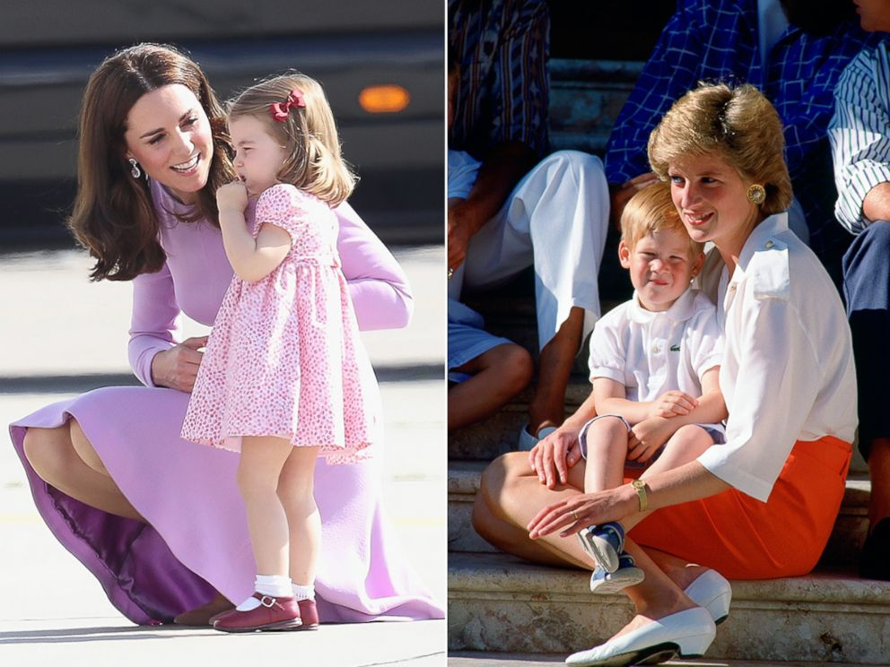 Cambridge Düşesinin adı Charlotte Elizabeth Diana oldu 14