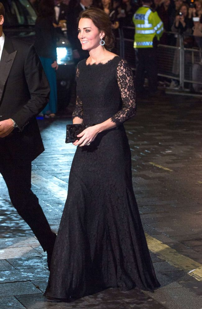 PHOTO: Catherine, Duchess of Cambridge, attends The Royal Variety Performance at the London Palladium, Nov. 13, 2014 in London.