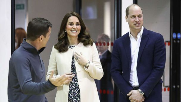 Princess Kate Attends Last Official Engagement Before Maternity