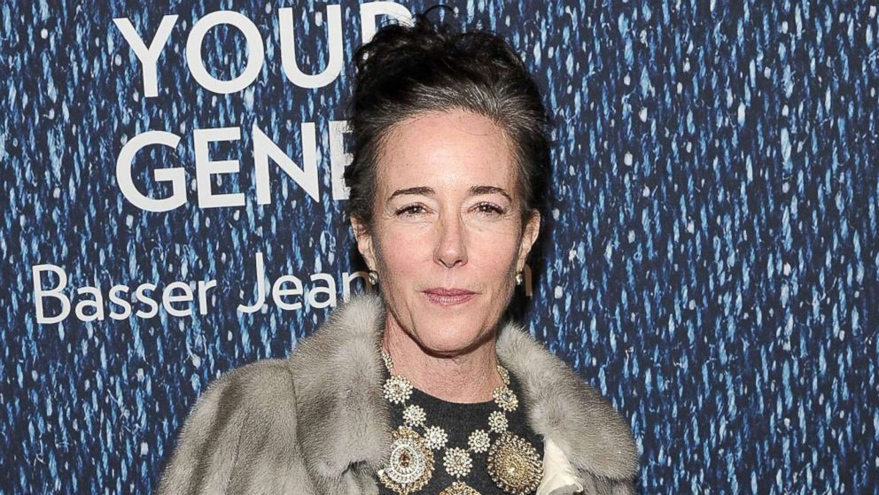 531353b61880 Kate Spade attends the 2015 Basser Center for BRCA benefit at Cipriani Wall  Street