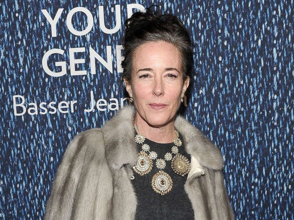 PHOTO: Kate Spade attends the 2015 Basser Center for BRCA benefit at Cipriani Wall Street, Nov. 10, 2015, in New York City.