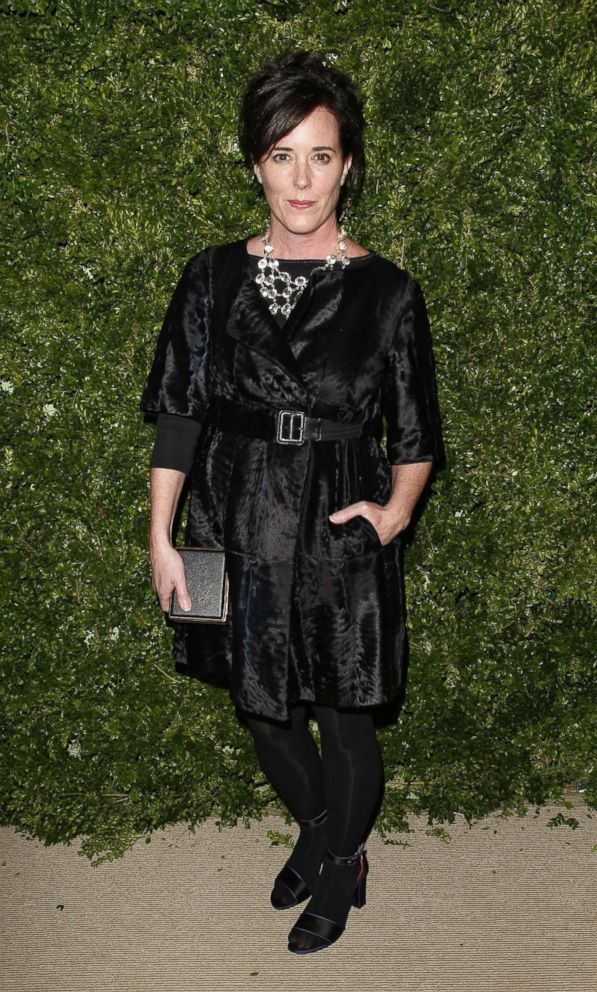 PHOTO: Kate Spade attends the 5th Anniversary of the CFDA/Vogue Fashion Fund at Skylight Studios, Nov. 17, 2008 in New York City.