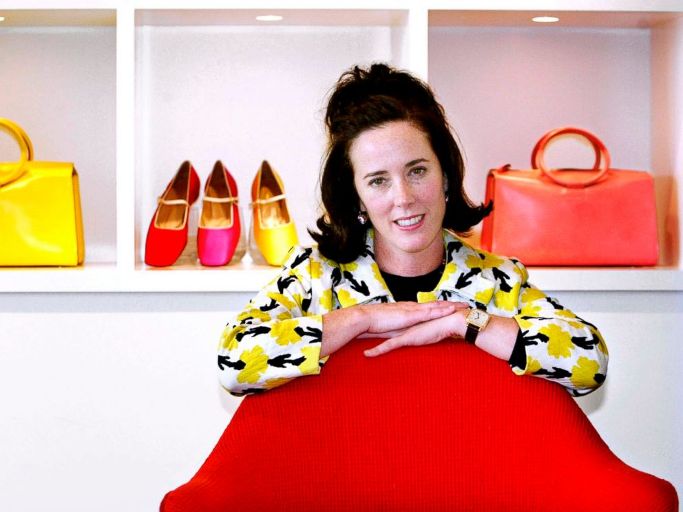The revolutionary Kate Spade