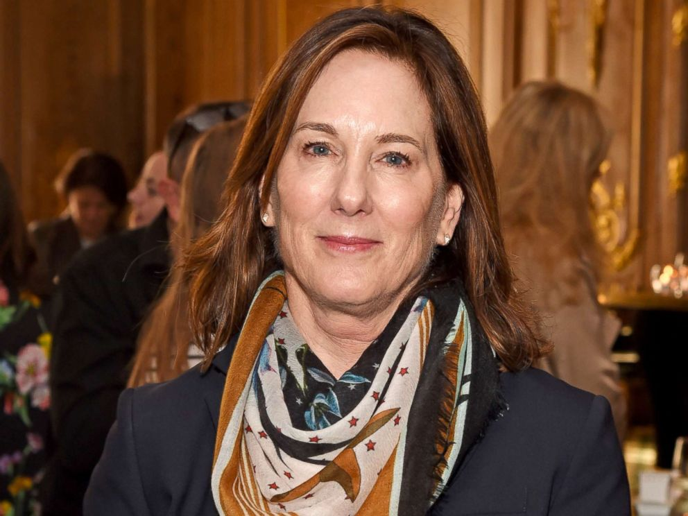 PHOTO: Kathleen Kennedy attends the Academy of Motion Picture Arts and Sciences Women In Film lunch at Claridges Hotel, Oct. 6, 2017, in London.