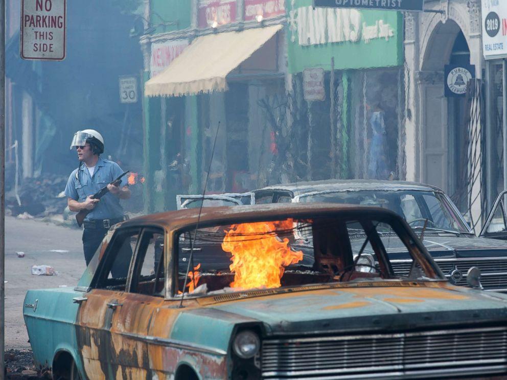 PHOTO: A scene from Kathryn Bigelows Detroit
