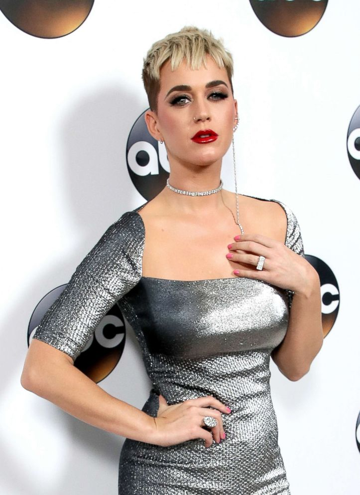 Katy Perry Attends the 61st Annual Grammy Awards 2019 at ... |Katy Perry