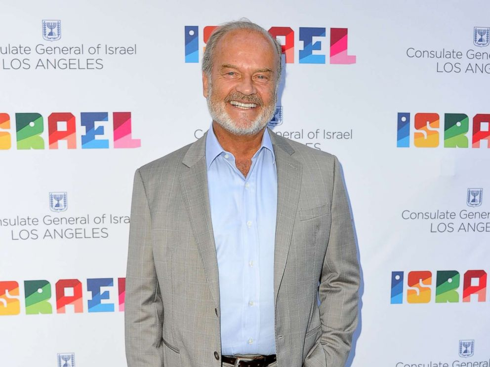 PHOTO: Kelsey Grammer attends a private celebration of The 70th Anniversary of Israel hosted by the Consul General of Israel, Los Angeles, Sam Grundwerg, June 10, 2018, in Los Angeles.