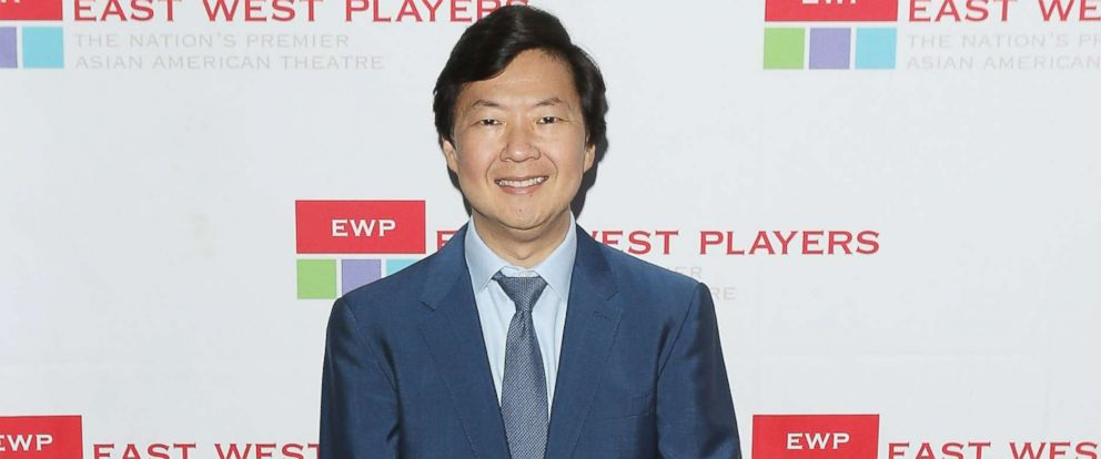 """PHOTO: Ken Jeong attends the East West Players """"The Company We Keep"""" 52nd Anniversary Visionary Awards Fundraiser Dinner and Silent Auction held at Hilton Universal City, April 30, 2018, in Universal City, Calif."""
