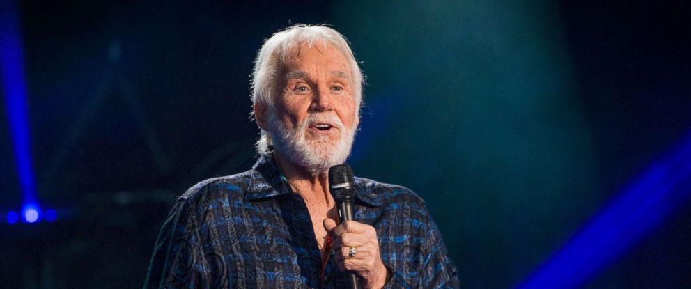 PHOTO: Kenny Rogers performs during the 2017 CMA Music Festival, June 8, 2017, in Nashville, Tenn.