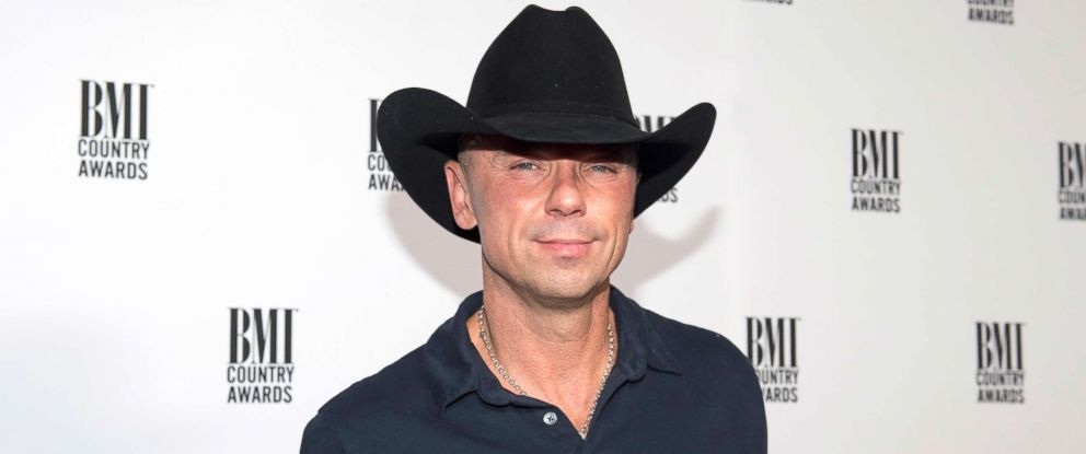 PHOTO: Kenny Chesney attends the 64th Annual BMI Country awards, Nov. 1, 2016, in Nashville, Tenn.