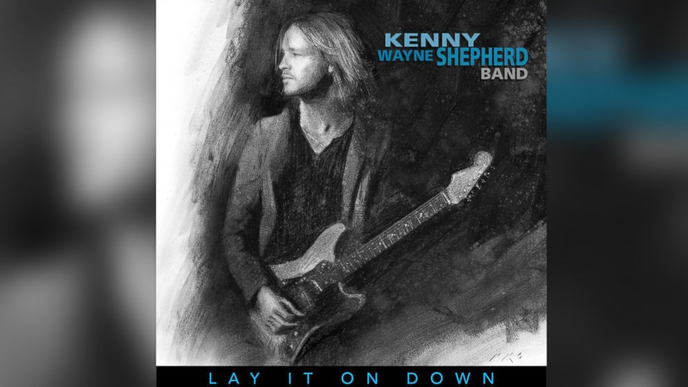 "Kenny Wayne Sheperd Band - ""Lay it on Down."""