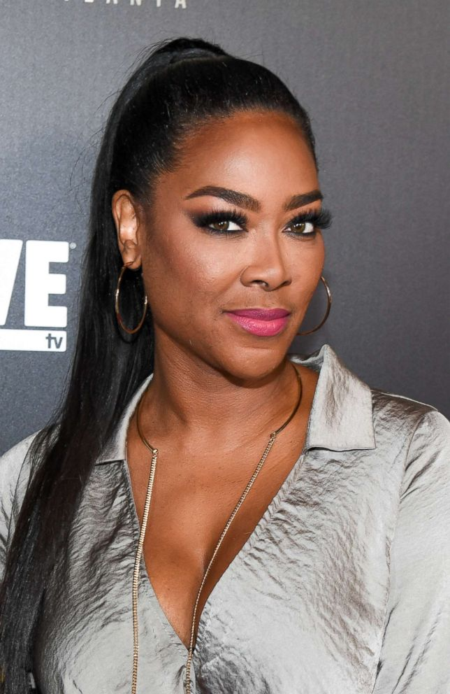 Real Housewives Of Atlanta Star Kenya Moore Expecting First Child