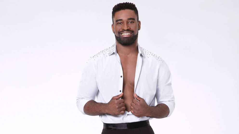 """Pro dancer Keo Motsepe will appear on """"Dancing With The Stars."""""""
