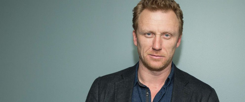 """PHOTO: Kevin McKidd attends SAG-AFTRA Foundations Conversations with """"Greys Anatomy"""" at SAG-AFTRA Foundation Screening Room, March 13, 2017 in Los Angeles."""