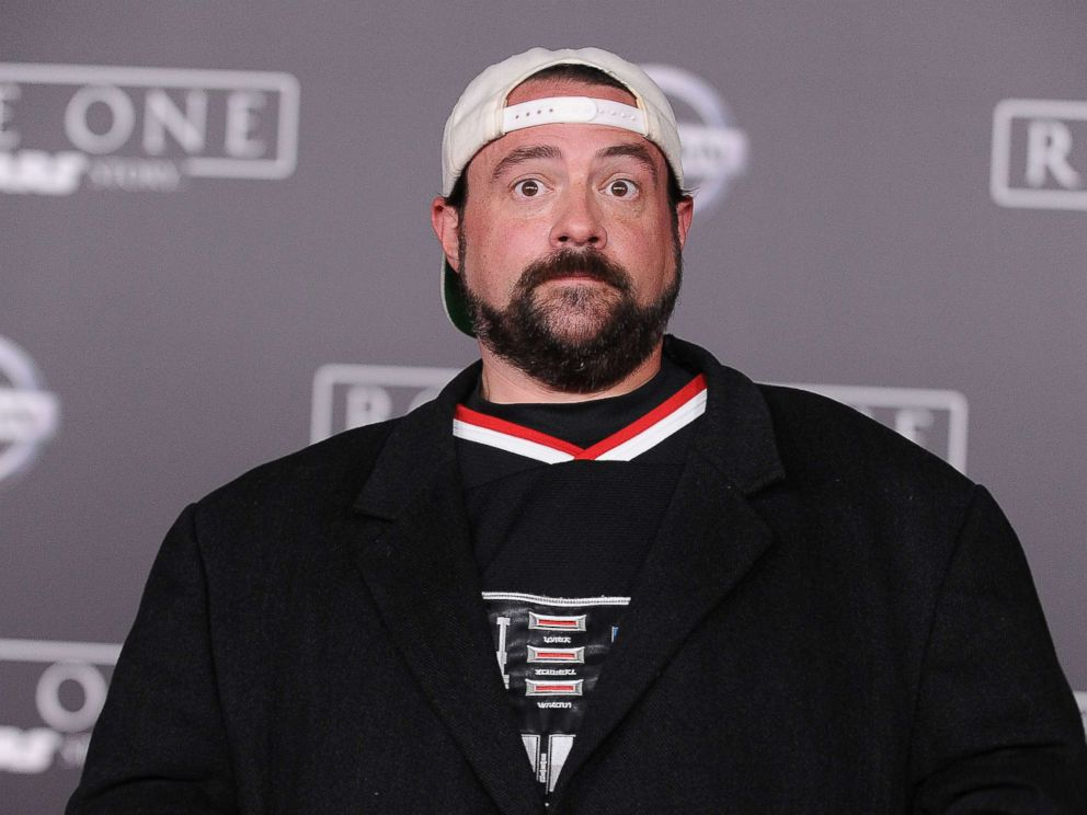 PHOTO: Actor/director Kevin Smith Attends The Premiere Of Rogue One: A Star