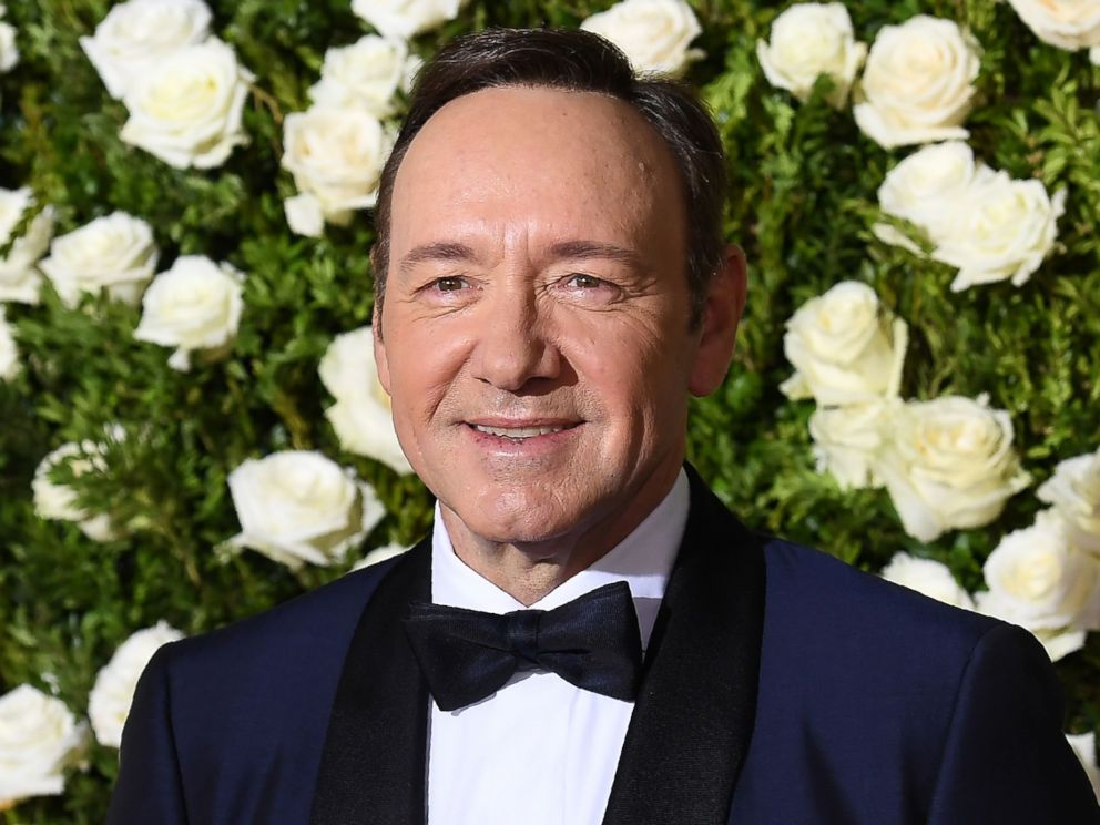 PHOTO: Kevin Spacey is pictured on the red carpet in New York, June 11, 2017.