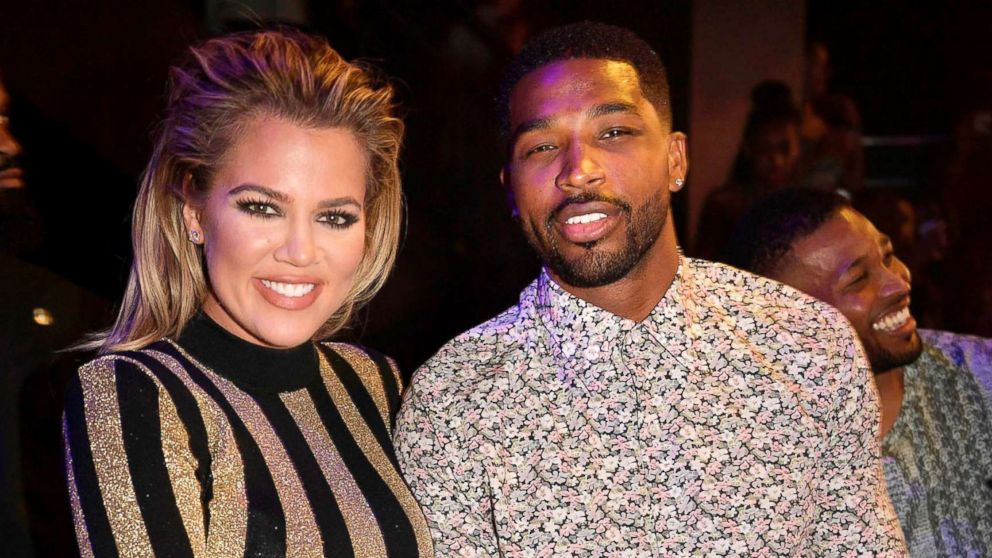 Image result for tristan thompson with the kardashians
