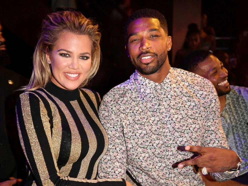 Image result for tristan and khloe