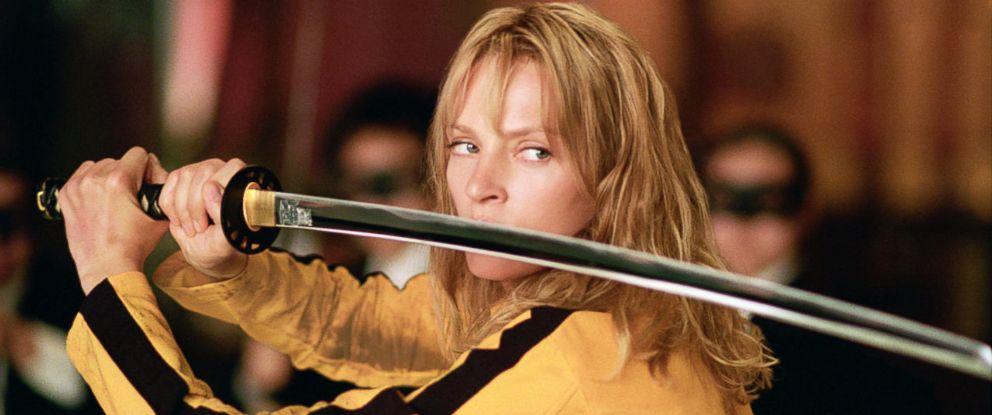PHOTO: Uma Thurman in Kill Bill: Vol. 1 (2003).