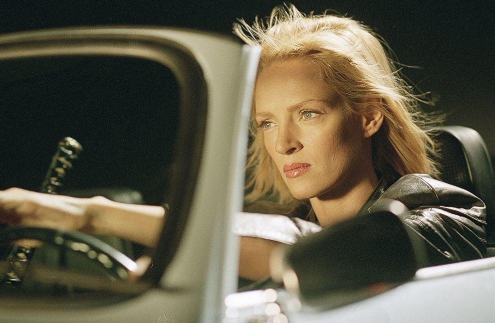 PHOTO: Uma Thurman in scene from Kill Bill: Vol. 2 (2004).