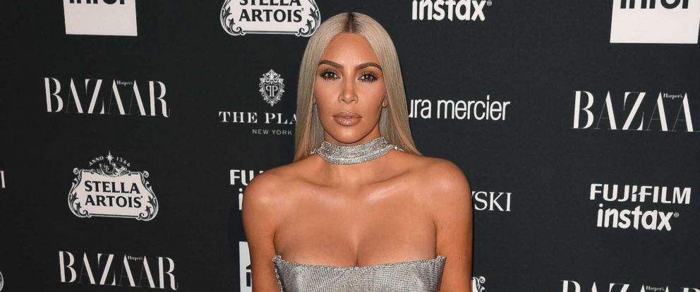 PHOTO: Kim Kardashian attends Harpers BAZAAR Celebration of ICONS By Carine Roitfeld, Sept. 8, 2017, in New York City.