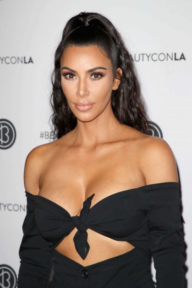 PHOTO: Kim Kardashian West attends the Beautycon Festival LA 2018 at the Los Angeles Convention Center on July 15, 2018 in Los Angeles.