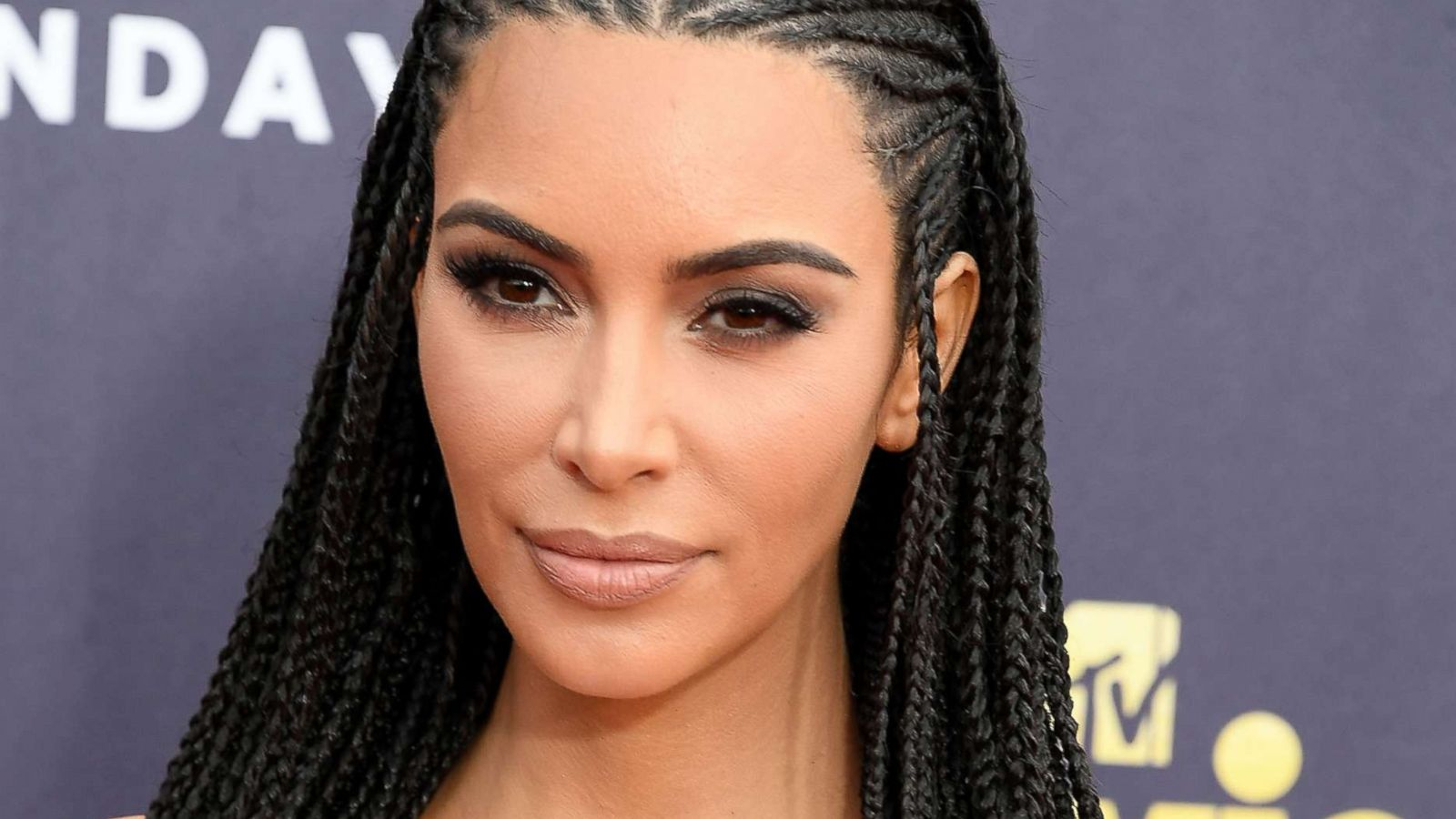 kim kardashian west defends wearing braids says it s cultural