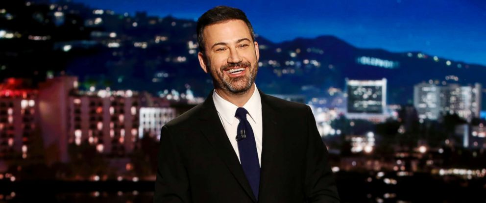 "PHOTO: Jimmy Kimmel on ""Jimmy Kimmel Live!"""