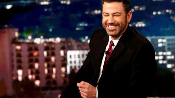 Jimmy Kimmel talks to man attacked by snake, bear, shark