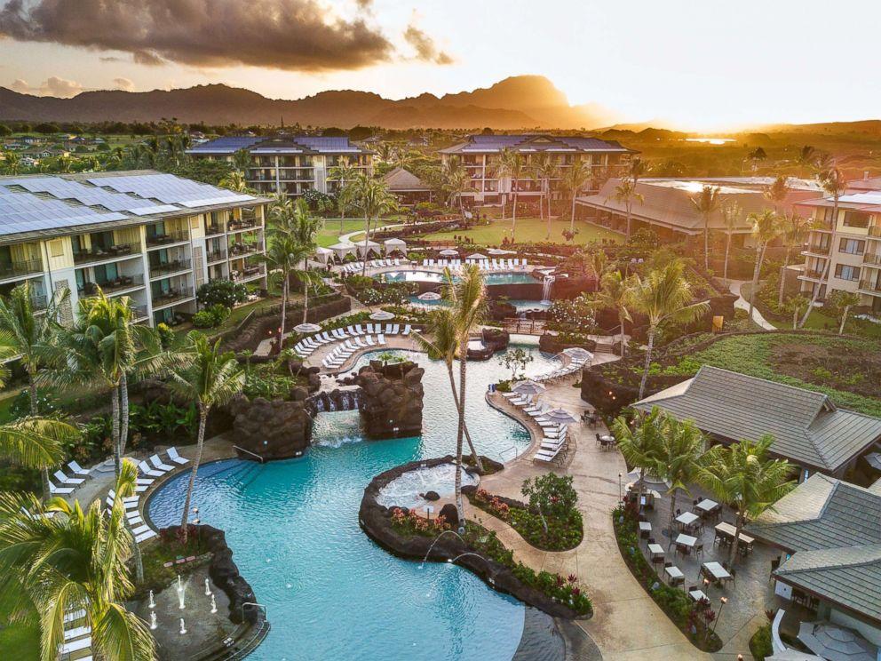 PHOTO: Koloa Landing Resort at Poipu, Kauai.