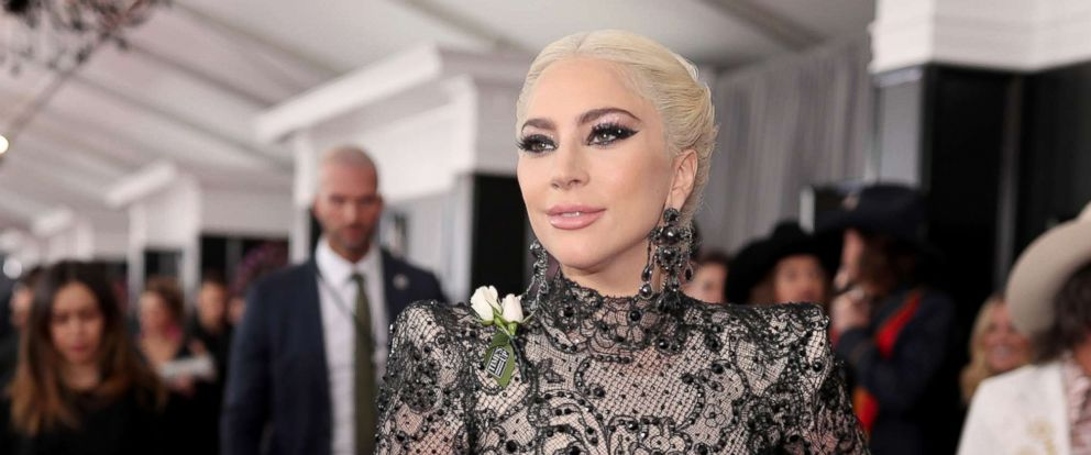 PHOTO: Lady Gaga attends the 60th Annual Grammy Awards at Madison Square Garden, Jan. 28, 2018, in New York City.
