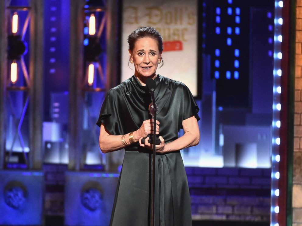Image result for laurie metcalf a doll's life 2 tony award