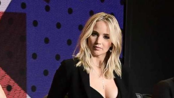 Jennifer Lawrence told boyfriend he had 'psychological problems' after reading his 'Mother!' script