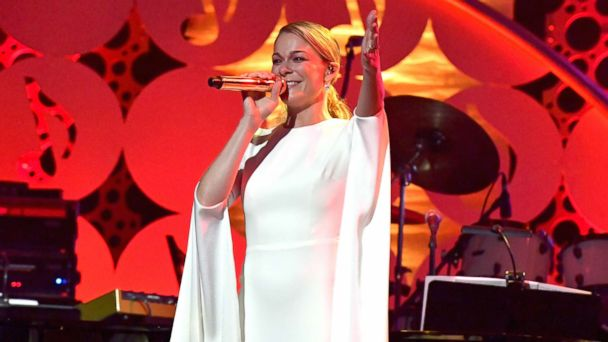 LeAnn Rimes opens up about how meditation changed her 'whole outlook on life'