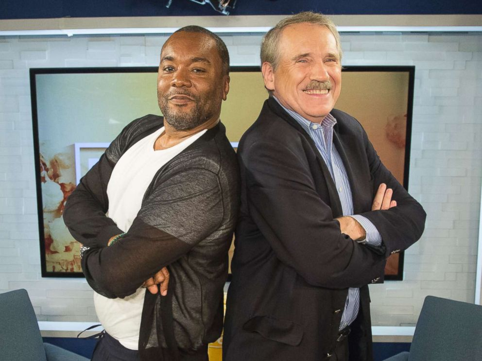 PHOTO: Lee Daniels appears on Popcorn with Peter Travers at ABC News studios, Sept. 25, 2017, in New York City.