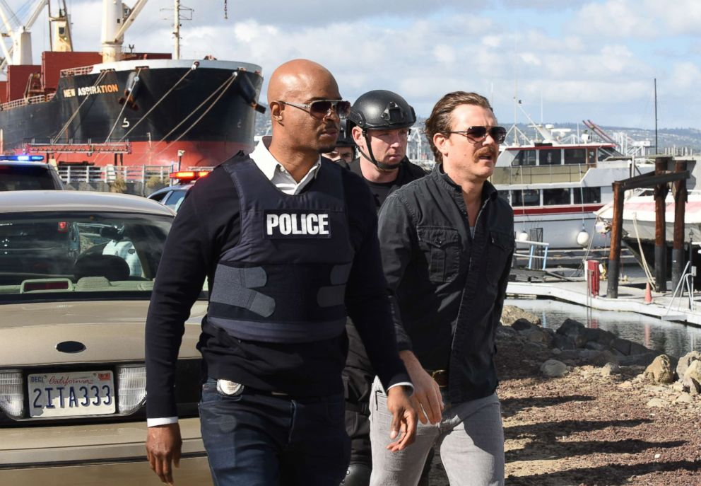 PHOTO: Damon Wayans and Clayne Crawford in the Frankie Comes to Hollywood episode of Lethal Weapon, April 10, 2018.