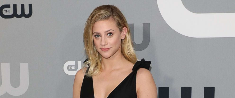 PHOTO: Lili Reinhart attends the 2018 CW Network Upfront at The London Hotel, May 17, 2018 in New York City.