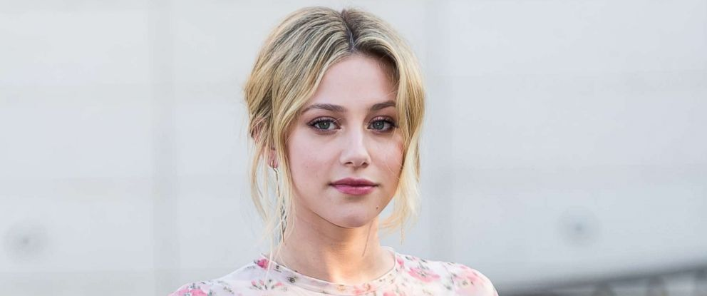 PHOTO: Lili Reinhart is seen arriving to the 2018 CFDA Fashion Awards at Brooklyn Museum on June 4, 2018 in New York City.