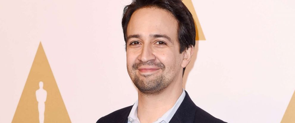 PHOTO: Composer Lin-Manuel Miranda at The Beverly Hilton Hotel, Feb. 6, 2017, in Beverly Hills, Calif.