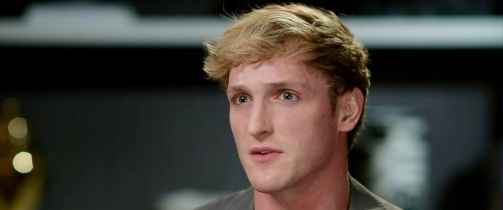 "PHOTO: Internet personality Logan Paul appears on ""Good Morning America,"" Feb. 1. 2018."