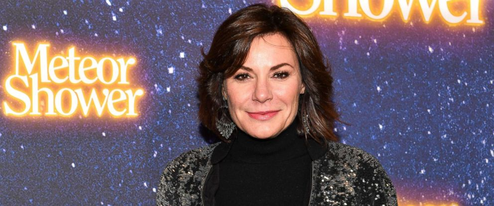 "PHOTO: Luann de Lesseps attends the ""Meteor Shower"" Broadway Opening Night at the Booth Theater, Nov. 29, 2017 in New York City."