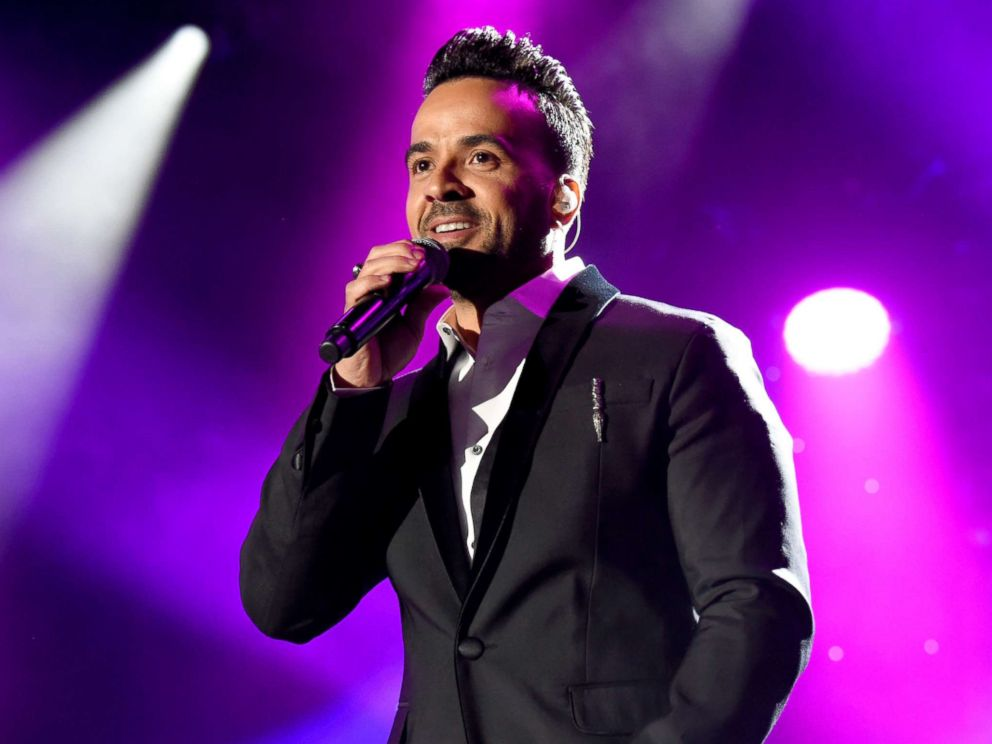 PHOTO: Luis Fonsi performs onstage during the Clive Davis and Recording Academy Pre-GRAMMY Gala and GRAMMY Salute to Industry Icons Honoring Jay-Z, Jan. 27, 2018 in New York City.