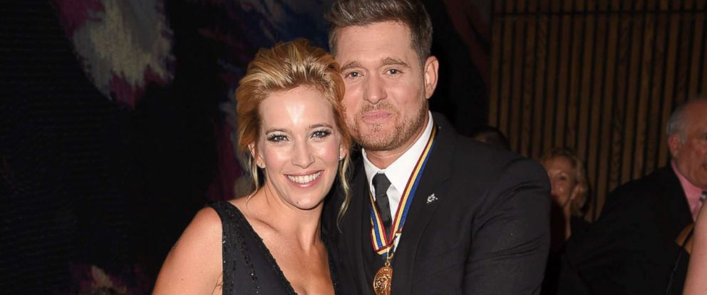 photo luisana lopilato and michael buble attend the governor generals awards 25th anniversary gala at