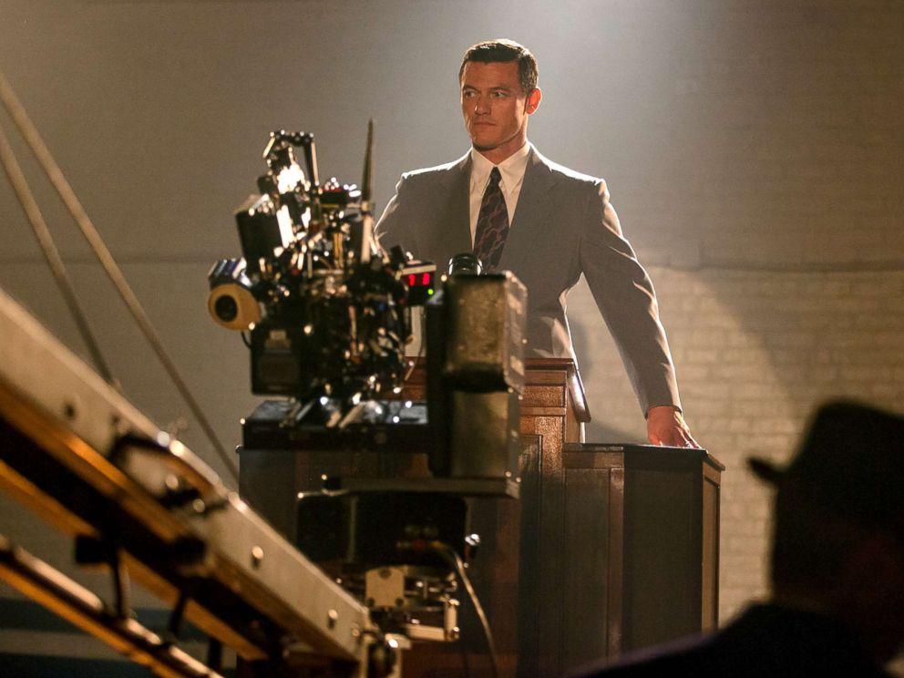 PHOTO: Luke Evans in Professor Marston and the Wonder Women.
