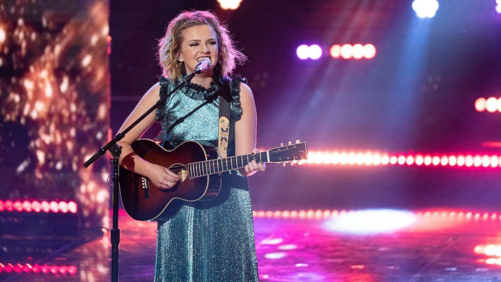 How Maddie Poppe found love on 'American Idol'