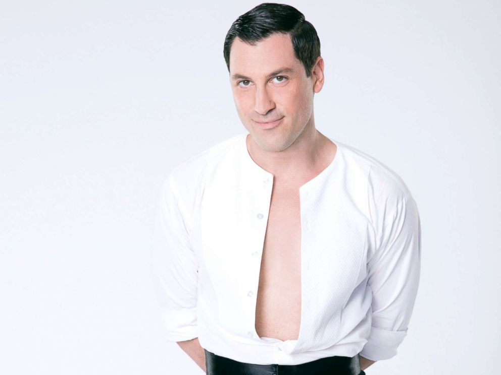 PHOTO: Pro dancer Maksim Chmerkovskiy will appear on Dancing With The Stars.