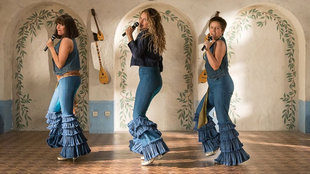 1st Trailer For Mamma Mia Here We Go Again Released Abc News