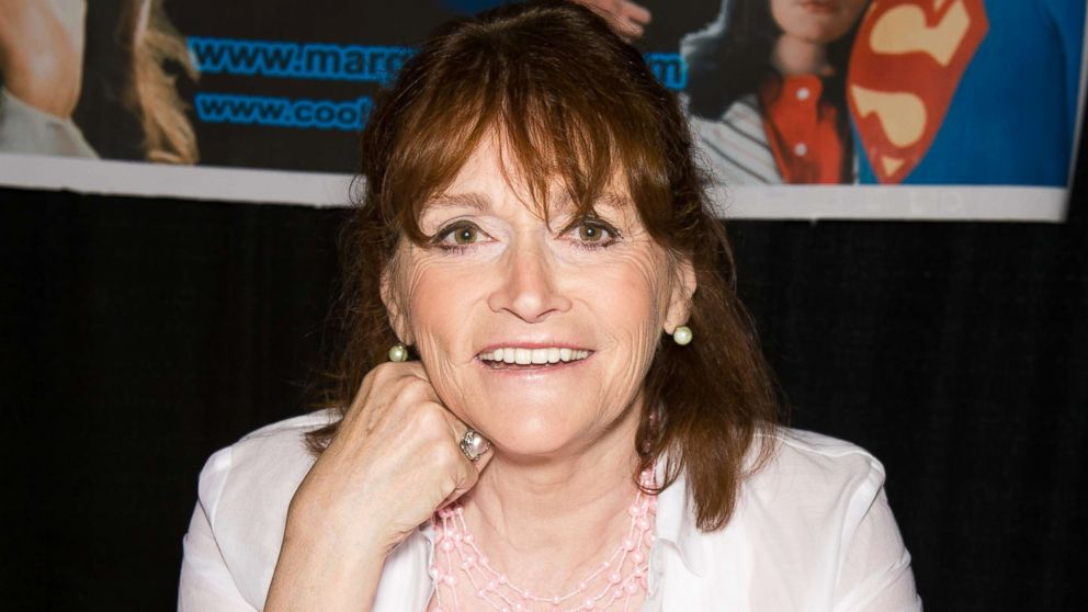 """File photo of actress Margot Kidder, best known for her role as Lois Lane in """"Superman,"""" who died May 13, 2018."""