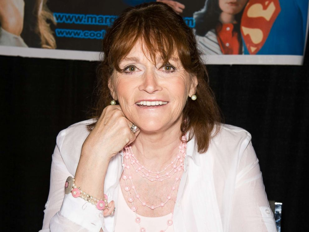 PHOTO: File photo of actress Margot Kidder, best known for her role as Lois Lane in Superman, who died May 13, 2018.